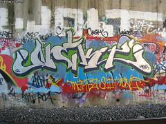 Nekta IDIOT DRONGOS, 2004 (hiphopdontstop.info) Tags: nekta idiot drongos 2004 id701 walls melbourne graffiti art australia