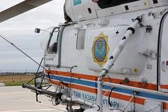 Close-up of Kazakhstan EMERCOM (MChS) Kamov Ka-32 UP-K3201 pictured during KADEX-2016, Astana Kazakhstan (Jeroen.B) Tags: 2016 airport defence expo kadex kazachstan kazakhstan uacc қазақстанның kadex2016 astana emergency situations ministry emercom kamov ka32 ka 32 ka32a11bc upk3201 9832 mchs