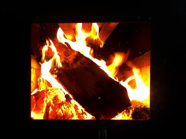Thar Be Fire