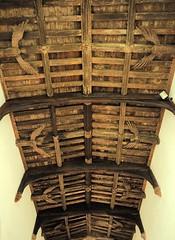 Angel roof (badger_beard) Tags: st saint peter paul alconbury cambridgeshire cambs church anglican huntingdonshire angels angel roof carved wooden wood angeli ängel ange