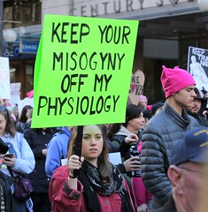 Misogyny / Physiology (sea turtle) Tags: misogyny physiology seattle march women womxn woman womensmarch womxnsmarch seattlewomensmarch seattlewomxnsmarch protest demonstration politics political 4thavenue civilrights equalrights justice equality love fairness lovetrumpshate hillaryclinton donaldtrump liberty sign crowd city downtown
