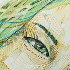 1485142571653 (SoravatArt) Tags: art watercolor inks lamy paint arthur soravatart artwork detailing mixmedia watercolour artgallery instaartexplorer painting livewithart galleryart contemporaryart artcollective portrait watercolorart watercolorpainting curator collector artcurator modernart soravat drawing