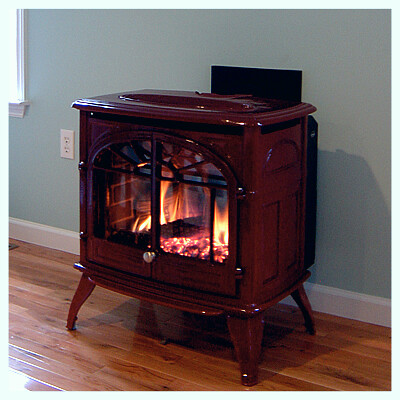 Enviro Westport Direct Vent Stove, Athens, Tn.