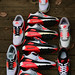 Air Max 90 Infrared set 5 pairs topsole