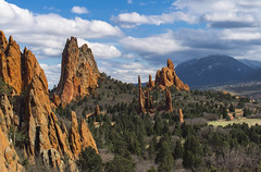 In the Garden of the Gods (adamopal) Tags: red mountain mountains rock canon rocks gardenofthegods canon5d redrock canon5dmkiii canon5dmarkiii