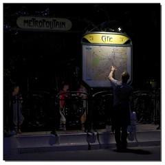 Cit (Cristina Negrini) Tags: paris de la metro cit ile metropolitain parigi
