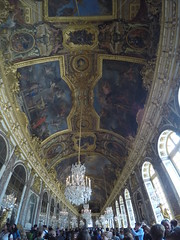 Hall of mirrors, Versailles!
