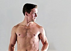 IMG_8183 (danimaniacs) Tags: shirtless man hot sexy guy muscle hunk chicosangels