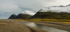 On the way to Vesturhorn