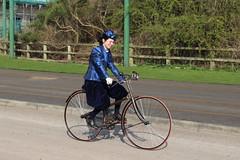 IMG_0470  Vintage Bicycle (SomeBlokeTakingPhotos) Tags: england heritage history transport beamish nostalgia oldtimer thepast touristattraction countydurham livingmuseum beamishmuseum greatnorthernsteamfair