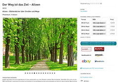 Published - Chestnut-lined Avenue in Spring (Batikart) Tags: published ursula sander 2015 batikart