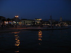 IMG_4935 (T.J. Jursky) Tags: night canon europe riva croatia split adriatic dalmatia tonkojursky