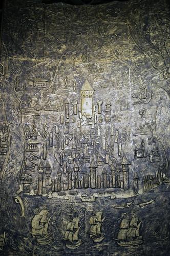 Galata Tower in Art
