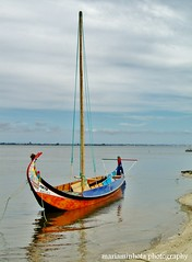 Veleiro da Ria (mariaminhota) Tags: travel tourism portugal water água sailboat cores landscape boat barco beleza torreira veleiro riadeaveiro belezanatural ilustrarportugal aveirodistrict mariaminhota portugalbeauties mariaminhotaphotography