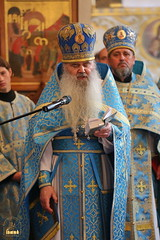 111. The Commemoration of the Svyatogorsk icon of the Mother of God / Празднование Святогорской иконы Божией Матери