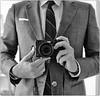 Clothes Up (Steve Lundqvist) Tags: suit vestito dressing dress clothes wearing monochrome blackandwhite bw tie cravatta shirt camera fujifilm x100s selfie closeup man menswear men jacket regimental doctor posh closer fashion moda pochette hands