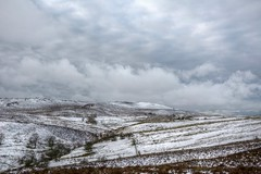 StaffordshireMoorland (Tony Tooth) Tags: nikon d7100 nikkor 18105mm landscape countryside snow snowy icy cold cloud sky hdr january staffs staffordshire peakdistrict staffordshiremoorlands