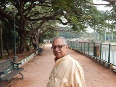 Kannada Writer Dr. DODDARANGE GOWDA Photography By Chinmaya M.Rao-SET-1  (76)