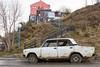 El Abandono 08 (Alejandro...) Tags: abandonado auto ensayo chatarra basura