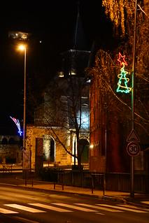 Vals-près-le-Puy, illuminations 2015