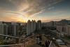Drawing attention (edward.cheung) Tags: a7r2 sony samyang 14mm mf landscape cityscape sunset kowloonbay lionrock hongkong beautiful simple life