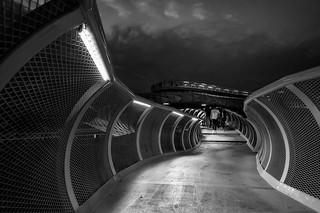 Las luces del camino... (Metropol Sevilla)
