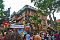 Kantor Walikota Denpasar (Ya, saya inBaliTimur (using album)) Tags: denpasar bali building gedung architecture arsitektur office kantor