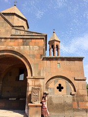 IMG_4116 (travelustful) Tags: armenia zvartnots church ruins yerevan echmiadzin cathedral