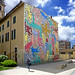 Pisa - Tuttomondo by Keith Haring