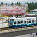 .@SoundTransit Train at Angle Lake Station