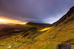 When the light breaks - Quiraing- Isle of Skye- 9709 (simply-landscapes.co.uk) Tags: isleofskye scotland skye trottenish ridge quiraing trottenishridge canon6d leefilters visitscotland clouds cloudporn storm stormy sunlight breaks perfect perfectlight moments outdoors weather wet rain fog 4seasons skyeweather exploring visituk grass green mountains mountain mountainside outdoor landscape sunset hill sky