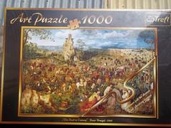 Road to Calvary (Bruegel) - 1000 - Trefl (Fabrofer) Tags: bruegel 1000 trefl calvary puzzle