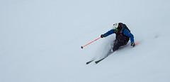 Off-piste Col des Gentianes (David Roberts 01341) Tags: skiing verbier offpiste horspiste freeride snow