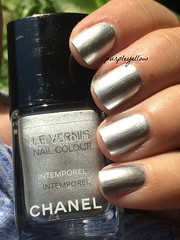 Chanel Intemporel (purple yellow) Tags: nail polish chanel intemporel