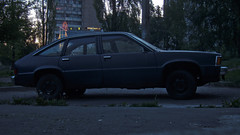 Chevrolet Citation (Dmitry Shlomin) Tags: chevrolet abandoned car gm 1980 hatchback citation