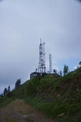 Antenele de pe Ciuha Mica