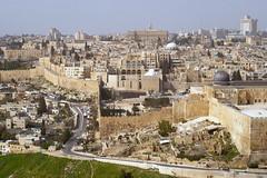 Jerusalem skyline viewed from the Mount of Olives, Jerusalem, Israel (Darius Travel Photography) Tags: israel jerusalem      izraelis jeruzal  urualim rualim