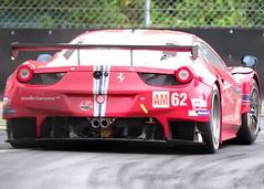 Ferrari 458 no62 Arnage (mendaman) Tags: world club de championship am automobile ferrari hours 24 endurance 24hour lemans 24hours 24hr arnage 2015 gte 458 wec louest