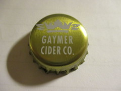 Gaymer Cider (kalscrowncaps) Tags: beer soft caps ale cider drinks crown bier soda pils lager