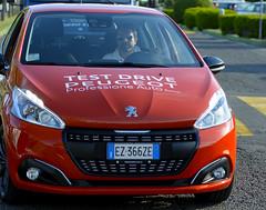 Peugeot Crew (luca.soldaini79) Tags: night ferrari crew donne 407 tuning peugeot filiberto 208 raduno vallelunga