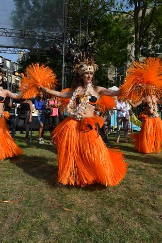 Fête de la musique 2015 - Danse polynésienne