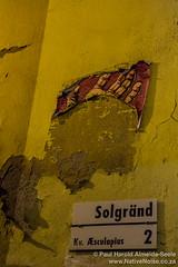 Solgränd Street Sign In Stockholm, Sweden