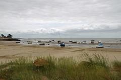 La Bernerie-en-Retz (Loire-Atlantique) (sybarite48) Tags: sea mer france boot boat mar meer barca mare barco zee bateau  deniz brace  d  tekne morze   loireatlantique      labernerieenretz