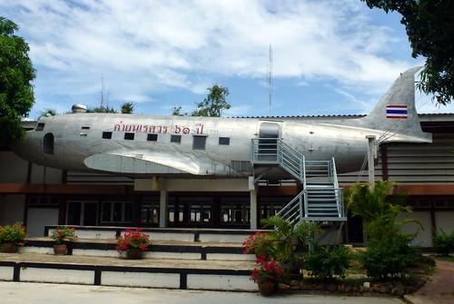 42-92358 / HS-SAF / Douglas C-47A / Paru Base Hua Hin / 15Jul15 /