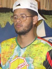 Emicida - Rapper (Cipriano1976) Tags: carnival carnaval bateria rapper liga carnivalparade escoladesamba zaca repórter sambaschool carnavalsp carnavalsãopaulo acadêmicosdotucuruvi paradeofsambaschool ensaiodequadra carnaval2014 renatocipriano celebridadedocarnaval