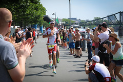 Jan Frodeno, Ironman Winner 2015 Frankfurt a.M. (Manuel Mocco) Tags: sport canon germany am hessen jan frankfurt marathon ironman canyon 200 70 triathlon 2015 frodeno