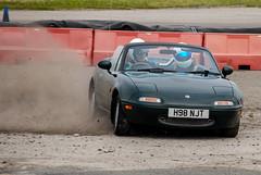 MX5 Blyton (Eeee Bi Gum) Tags: car crash sideways mx5 blyton carrace mazdamx5 racingcircuit mx5ownersclub