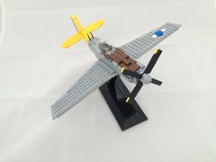 IMG_3530 (nelsoma84) Tags: lego aircraft mustang allies p51