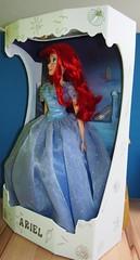 Disney Ariel OOAK (sh0pi) Tags: new blue ariel james la inch doll lily singing little action box ooak live disney le 17 cinderella gown mermaid limited edition disneystore puppe kleine repaint meerjungfrau singend bastelprojekt bastelprojekte