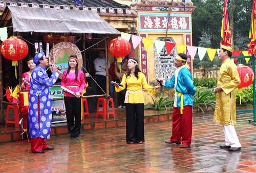 Đà Nẵng: Khai hội Đình làng Tuý Loan xuân Nhâm Thìn 2012